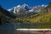 The Maroon Bells, Colorado