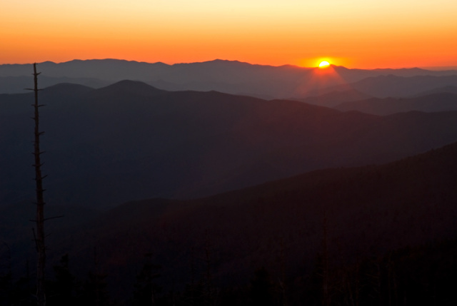 Clingman's Dome NC/TN